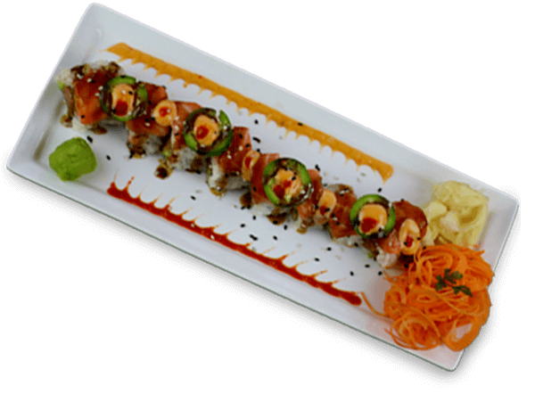 gz sushi texas roll